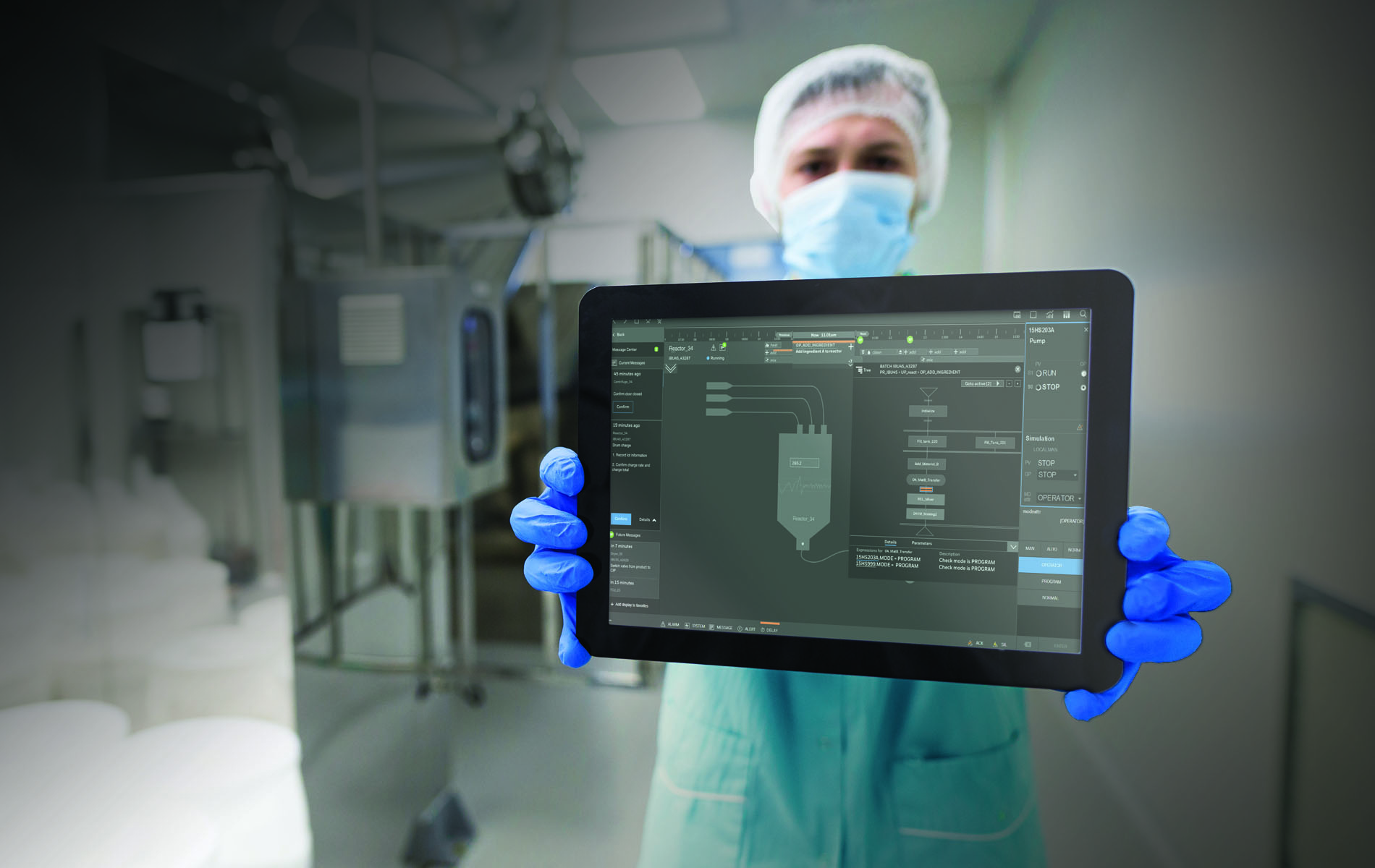Honeywell in vaccine fast-track automation initiative