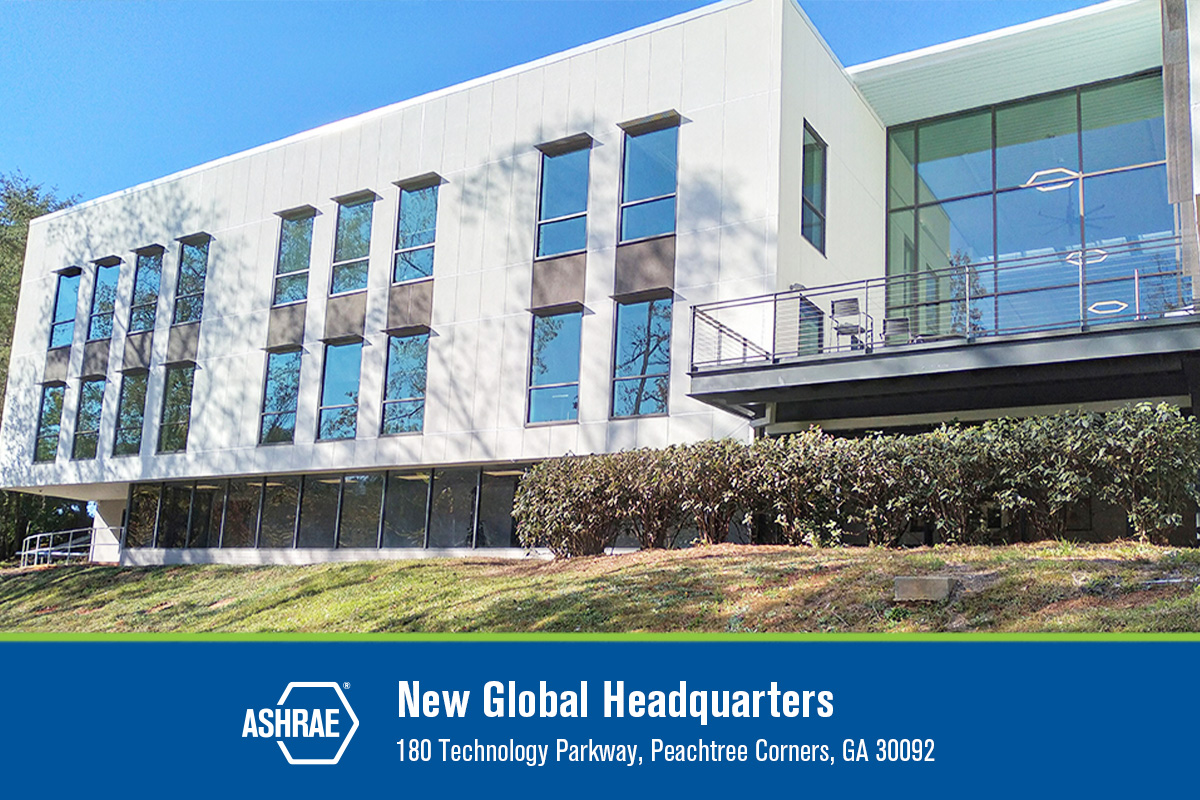 ASHRAE moves to new net-zero-energy global HQ building