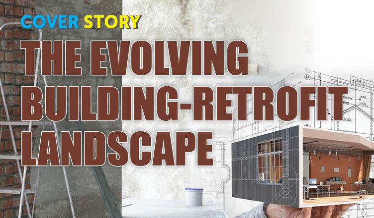 THE EVOLVING BUILDING-RETROFIT LANDSCAPE