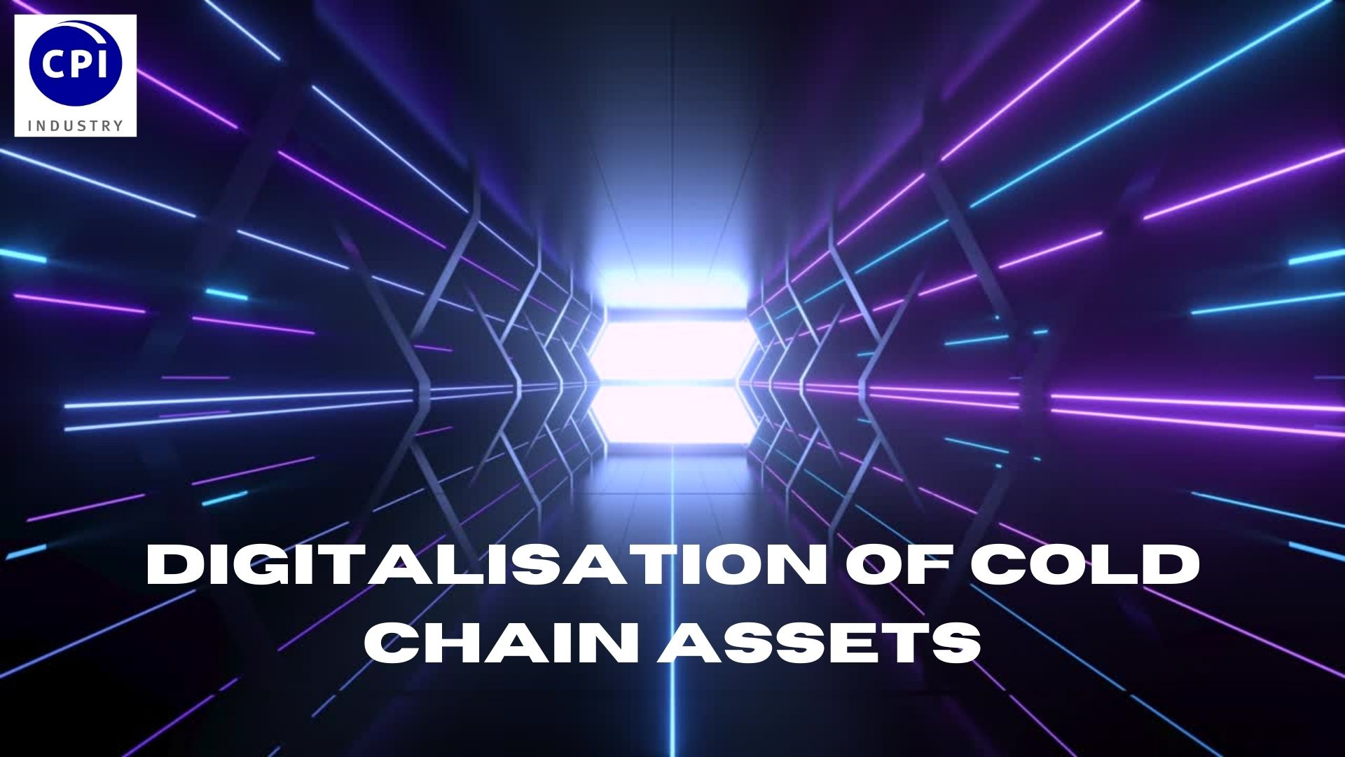 Digitalisation of cold chain assets