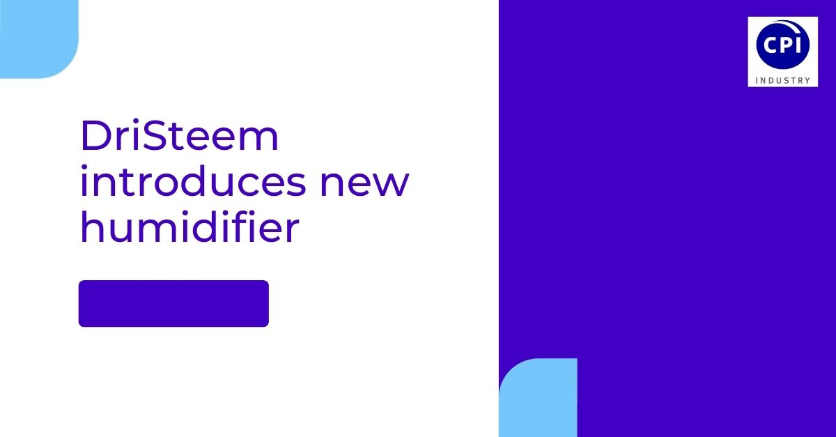 DriSteem introduces new humidifier