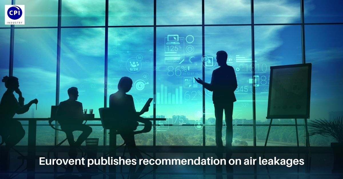 Eurovent publishes recommendation on air leakages