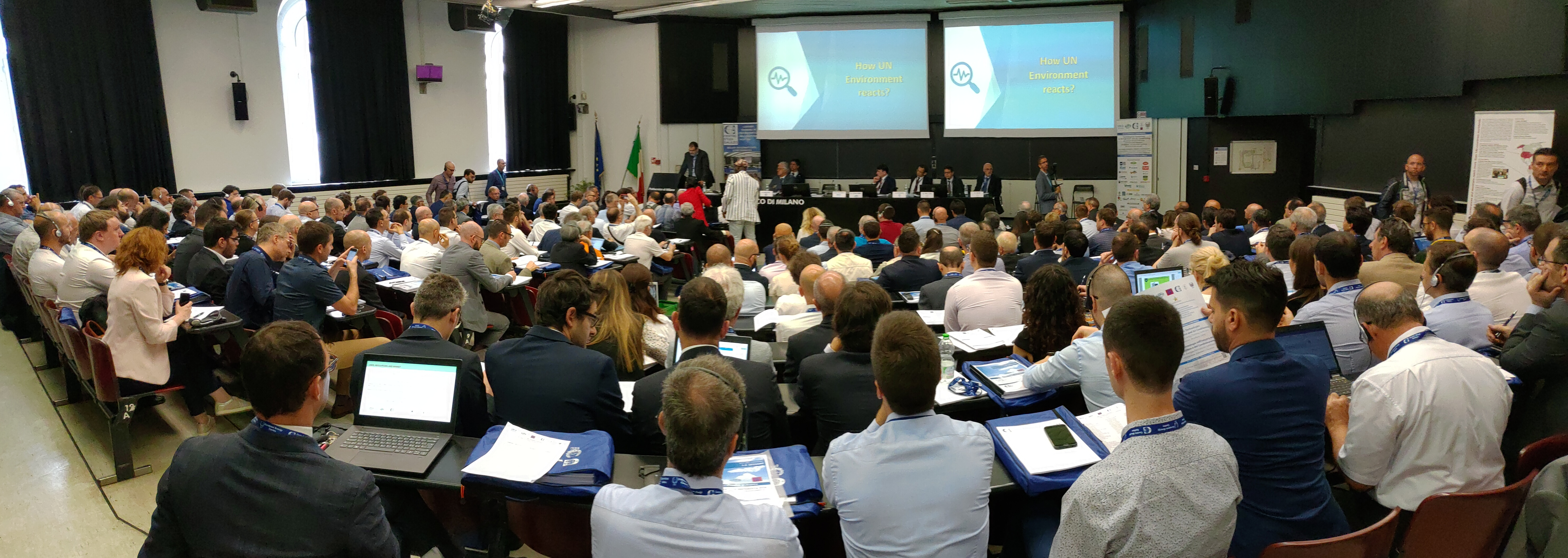 18th European Conference draws over 300 representatives from HVACR industry