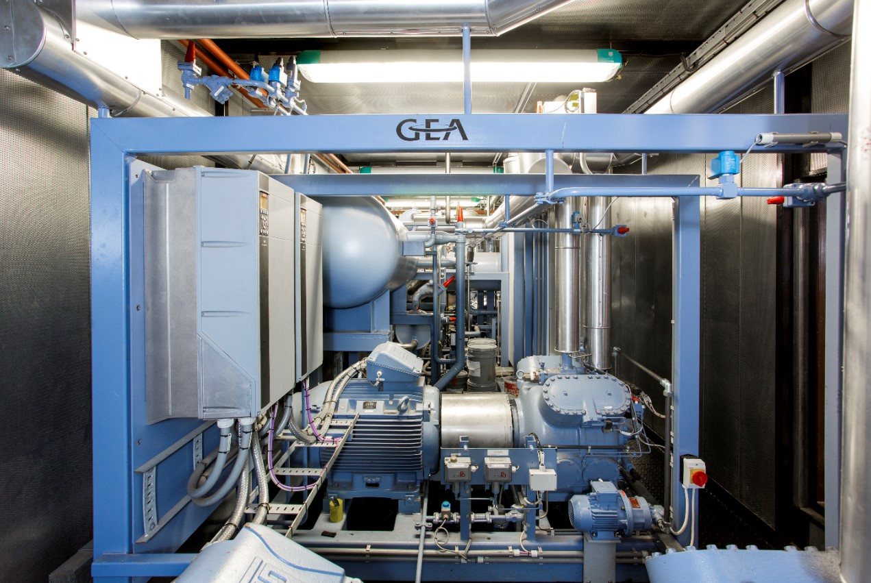 Waste heat from London Underground supplies District Heating to Islington