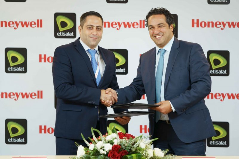 Honeywell, Etisalat Misr, ACUD in Egypt smart city initiative