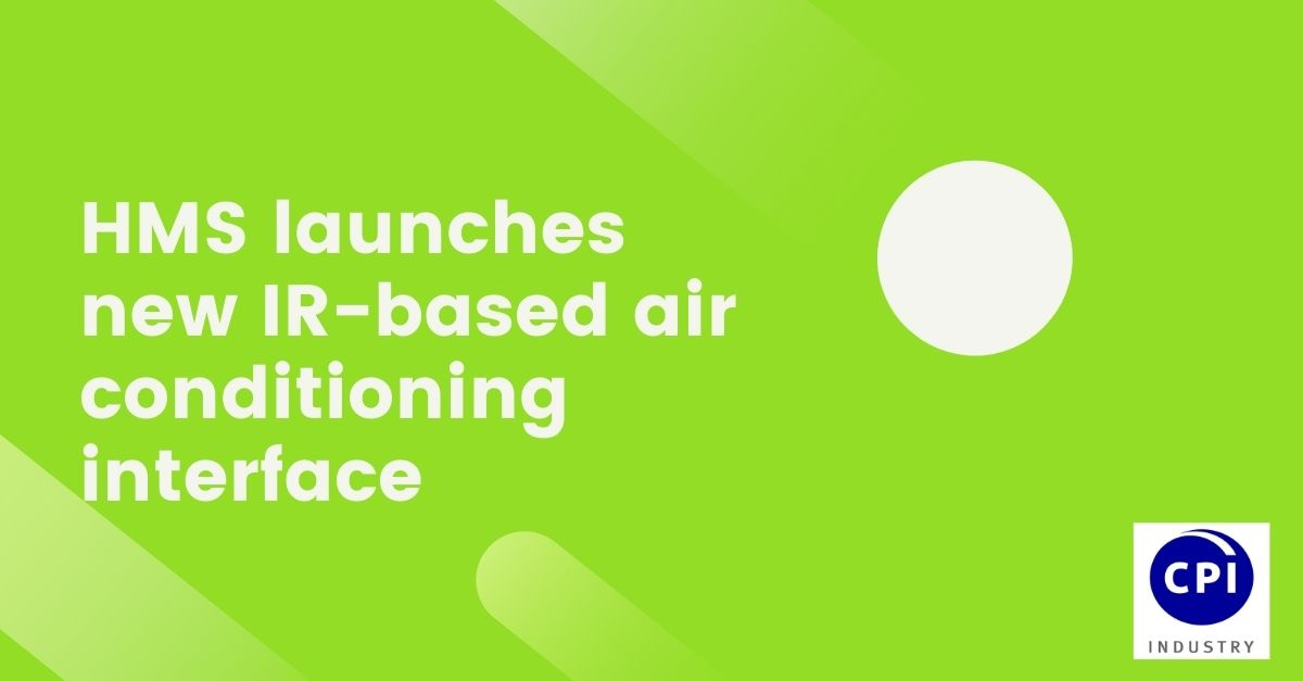 HMS launches new IR-based air conditioning interface