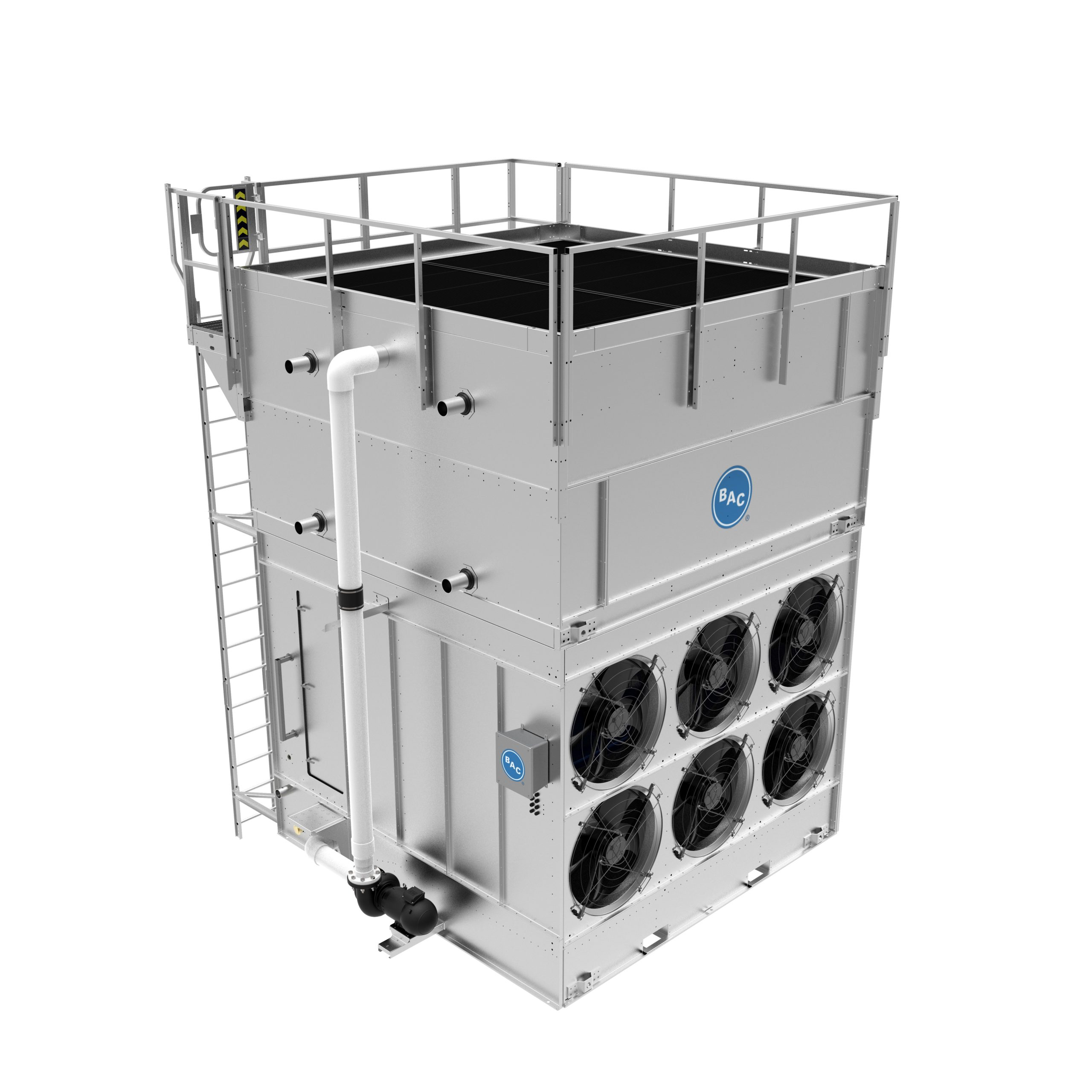 BAC introduces Vertex Evaporative Condenser