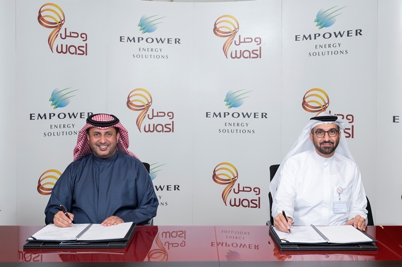 Empower signs contract to supply 30,000 RT of district cooling to wasl1 development