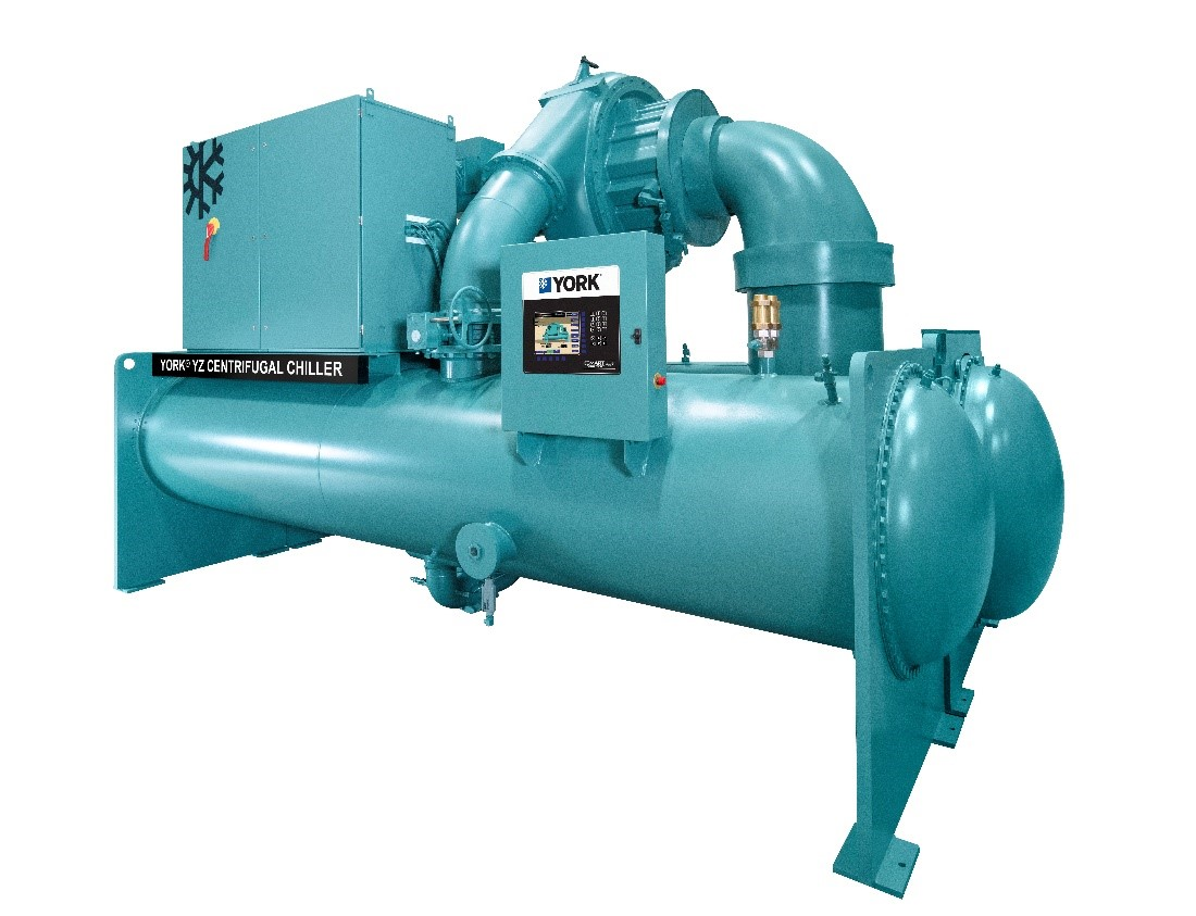 JCI launches YORK YZ magnetic bearing centrifugal chiller in the Middle East