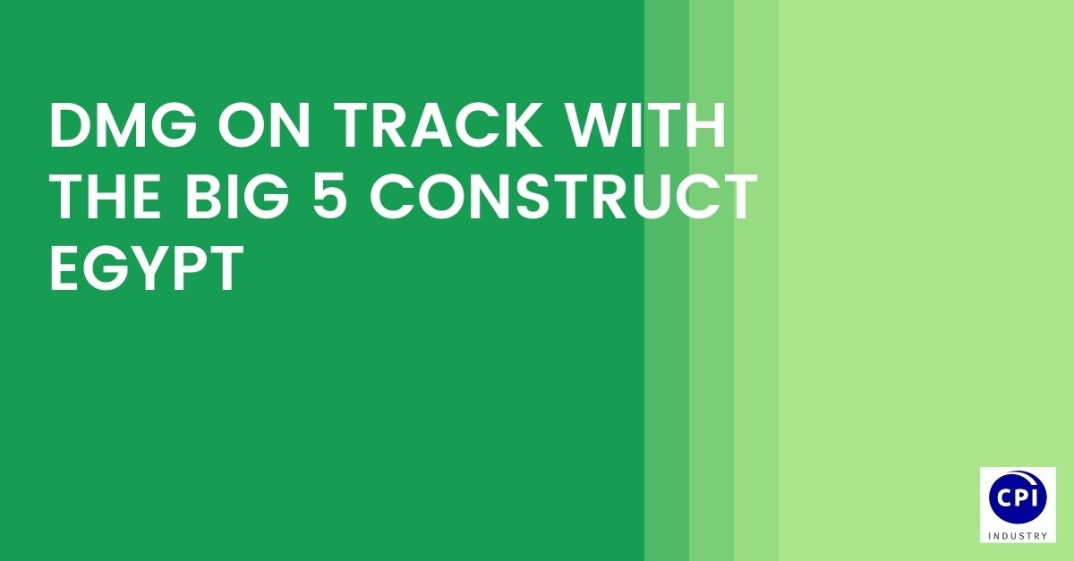 dmg on track with The Big 5 Construct Egypt