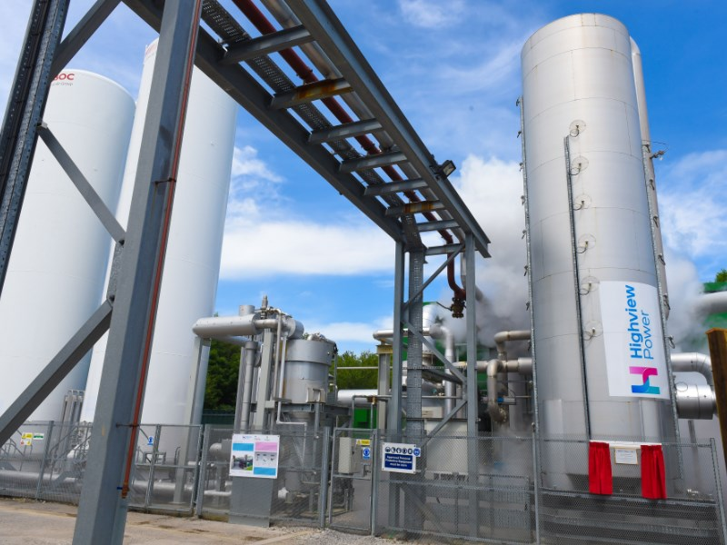 Highview Power outlines applications for cryogenic energy storage across Middle East