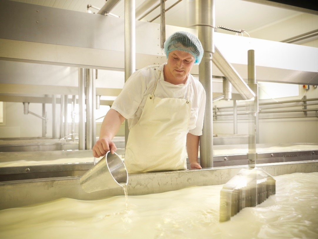 Kelvion launches heat exchange solution for the dairy industry